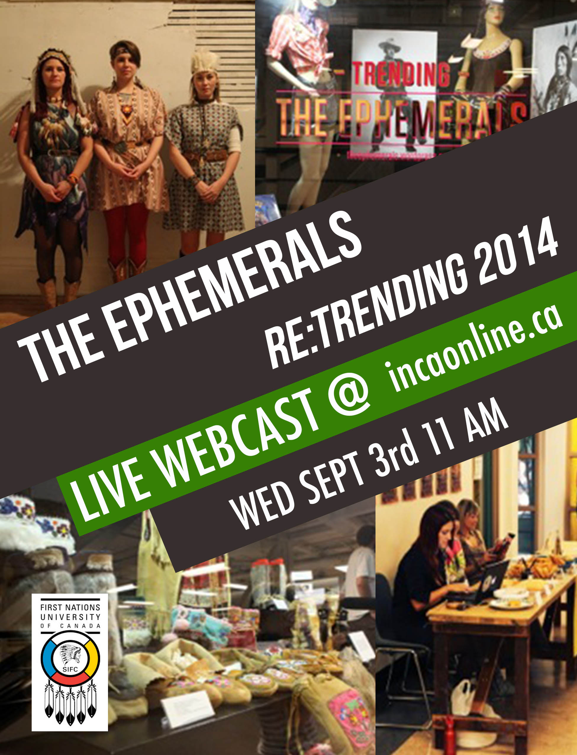 The Ephemerals Webcast