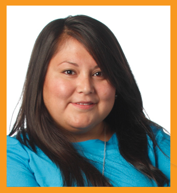 Melanie Nepinak-Hadley, Program Manager for APTN Central Regina
